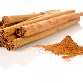 Cinnamon helps to lower your blood pressure as well as regulate your blood sugar.