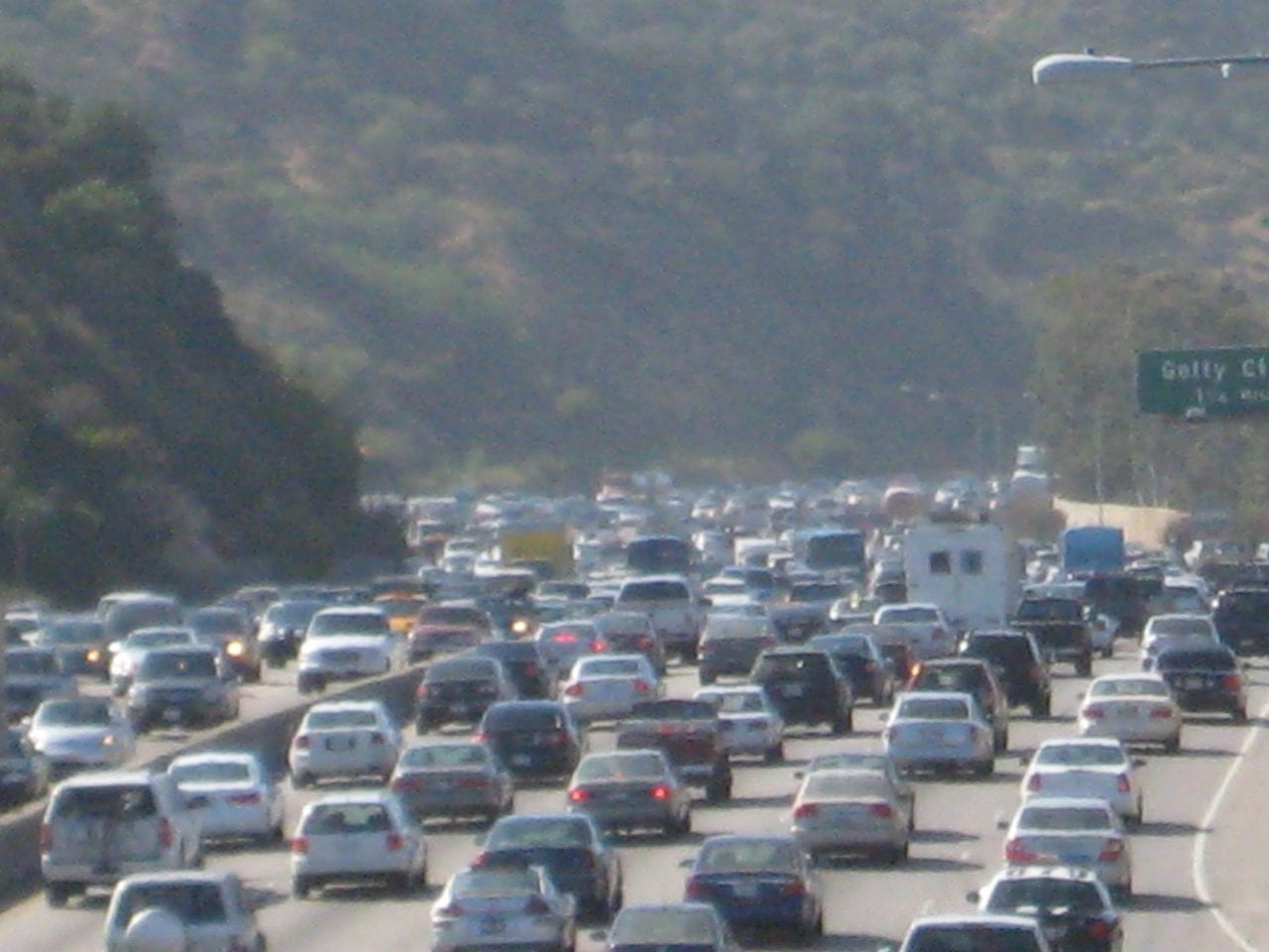 Why you need a get home bag - commuting on the 405