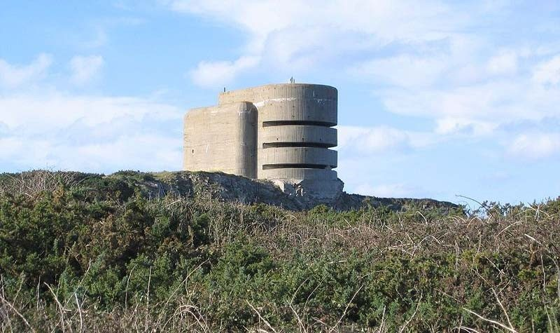 The Odeon in Alderney