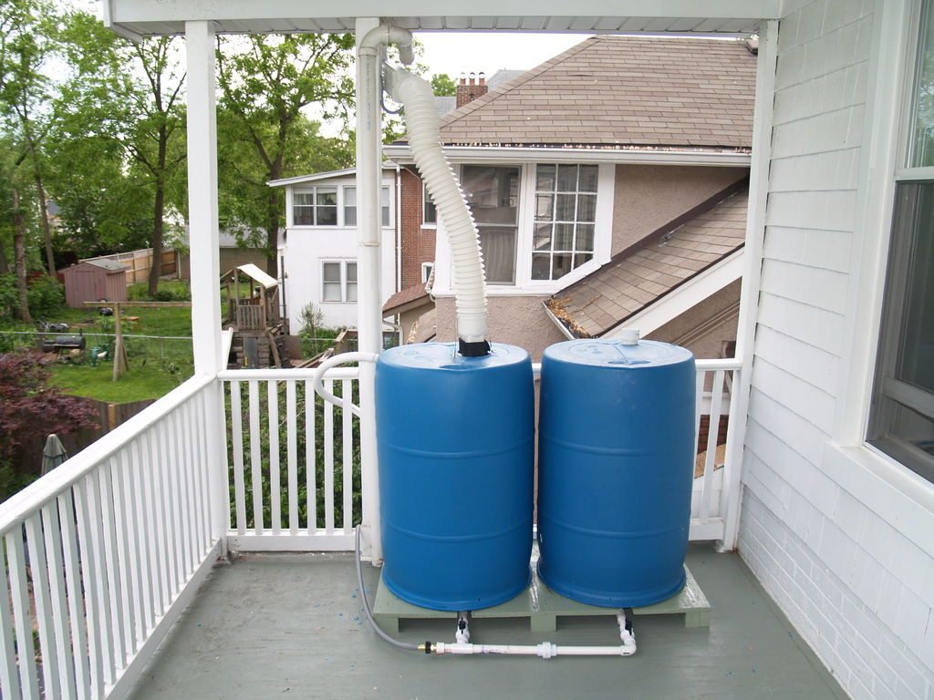 10 cool rainwater collection systems ready tribe