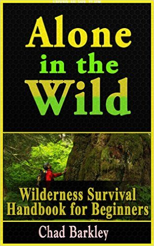 Wilderness. Alone In The Wild. Outdoor Survival Skills: (survival guide, wilderness survival for dummies, finding your way without map or compass, navigation ... pantry, prepper book, Prepping Book 1)
