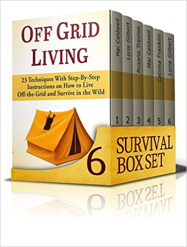 Survival Box Set: 79 Lessons to Live an Independent and Stress Free Life off the Grid + 15 Outstanding House Ideas. 33+ Items You Will Need to Stay Alive ... preppers survival guide, survival kits)