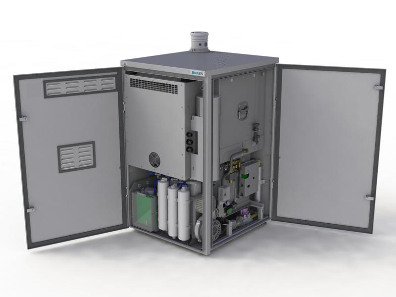 home fuel cells