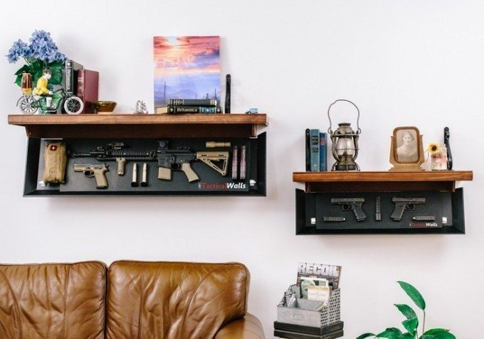 concealed-stoarge-wall-shelf
