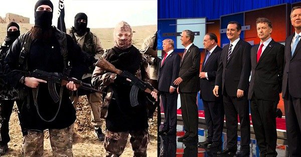 The 2016 Presidential Candidates on ISIS
