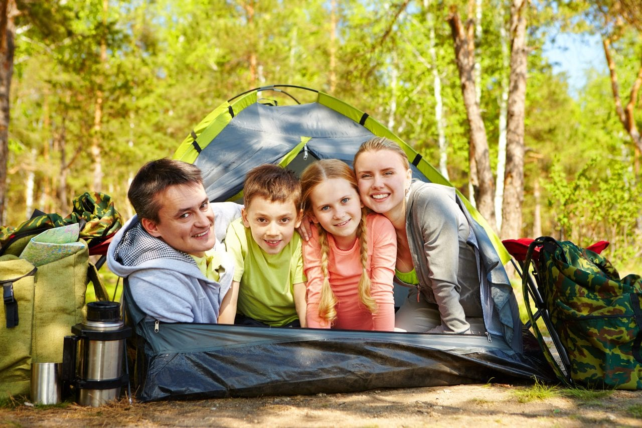 Top 8 Camping Foods