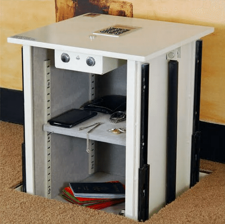 Protex Hidden Gun Safe