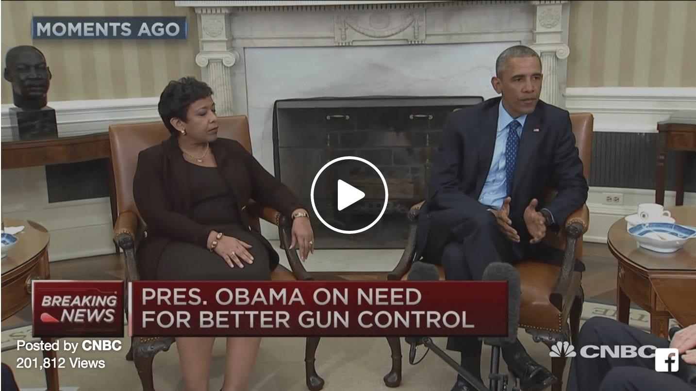 Obama Executive Action Guns
