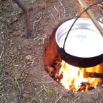 survivalism, building a fire